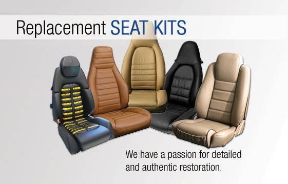 Custom fit SEAT KITS bring new life to your car's interior