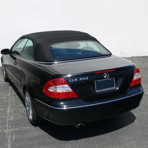 Mercedes CLK (209) 2004-2009 Top, No Window