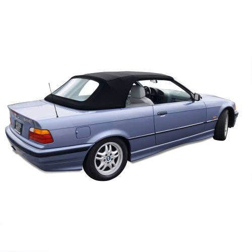 BMW 3 Series (E36) 1993-1999 Top, Plastic Green Tint Window