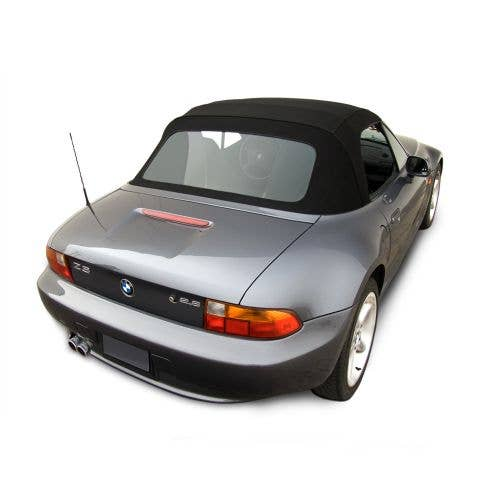 BMW Z3 Roadster 1996-2002 Convertible Top, Plastic Window