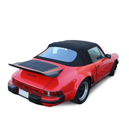 Porsche 911 Series 1983-1994 Top, 2 Piece Plastic Window