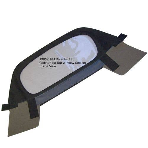 Porsche 911 Series 1983-1994 Top, Window Section