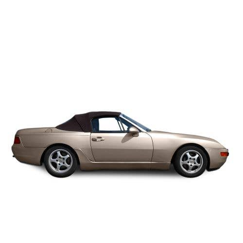 Porsche 944/968 Cabriolet 1989-1995 Top, Plastic Clear Window