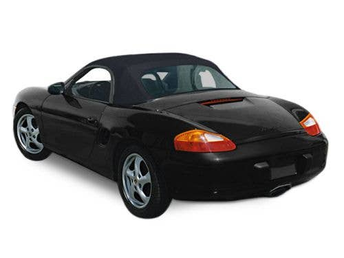 Porsche Boxster 1997-2002 Convertible Top, Plastic Window